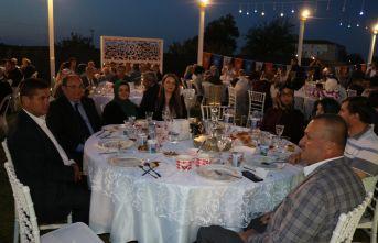 AK Parti Edirne İl Başkanlığı'nca iftar verildi