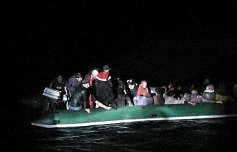 Enez'de 27 kaçak yakalandı