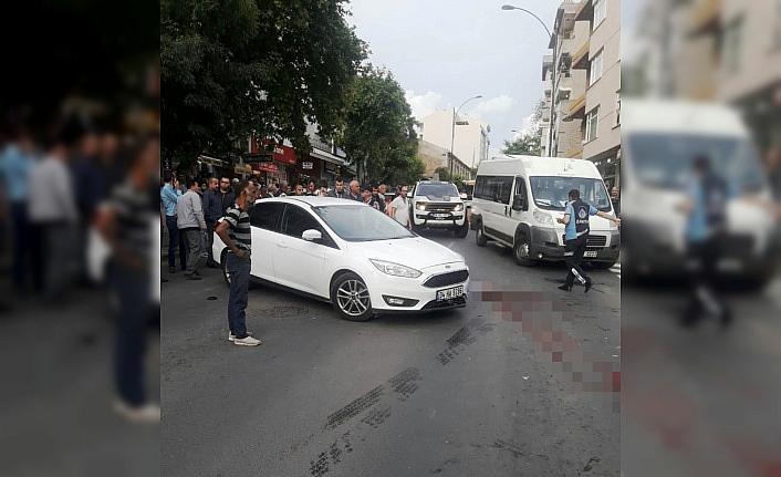 Kaza'da 1 kişi öldü