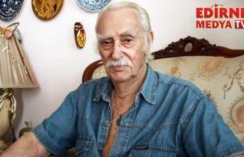 Ünlü sinema sanatçısı Eşref Kolçak yaşamını yitirdi