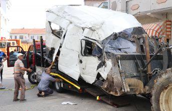 Feci kazada 11 mülteci hayatını kaybetti