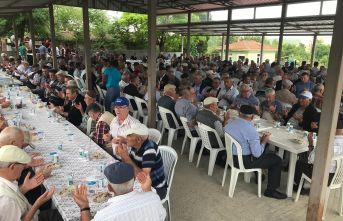 Yağmur duasına 2 bin kişi katıldı