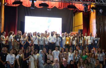 Balkanlı öğrencilere söyleşi