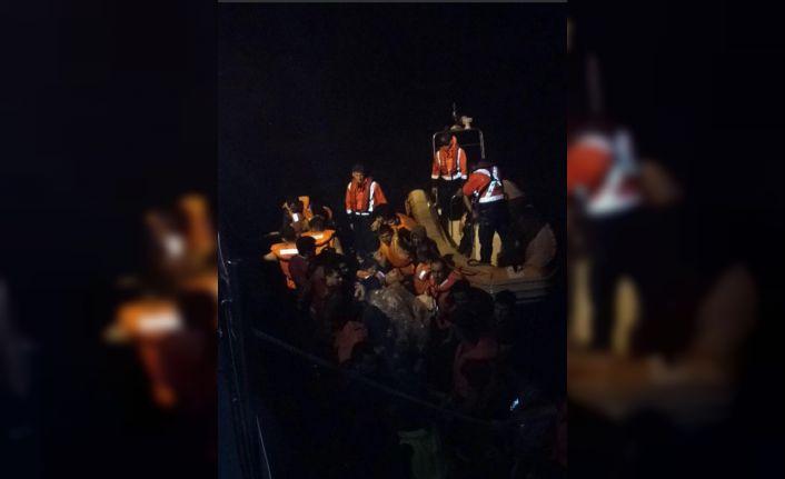 353 düzensiz göçmen yakalandı
