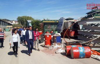 Eskişehir'den Çorlu'ya örnek projeler