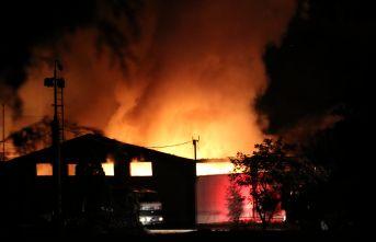 Fabrika neden yandı ?