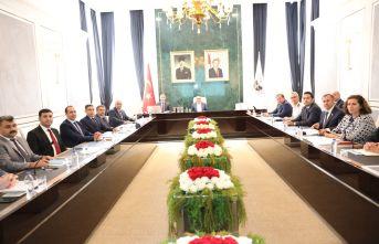 Güvenli Eğitim Koordinasyon Toplantısı