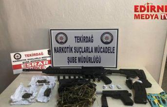 Uyuşturucu operasyonunda 15 gözaltı