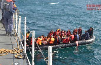 6'sı çocuk 36 mülteci