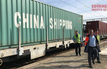 China Railway Express, Edirne'de