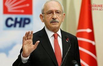 CHP Genel Başkanı yasaktan yana
