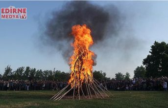 Kakava ateşi yanacak ama şenlikler yapılmayacak