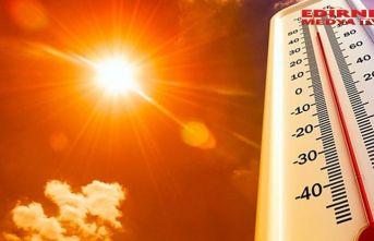 Afrika sıcakları kapıda