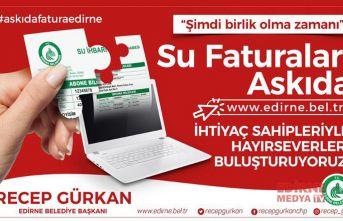 Edirne Belediyesi de başladı