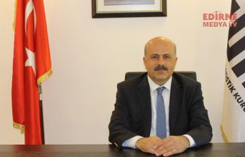 Edirne Bölge Müdürü görevinden alındı