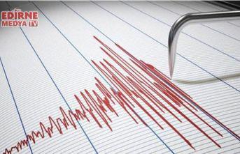 Son dakika: Bingöl'de 5.9 büyüklüğünde deprem!