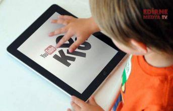 Çocuklar için Evdeki Tehlike: Youtube