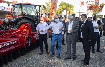Tarım Fuarı burada, Edirne Belediyesi nerede?