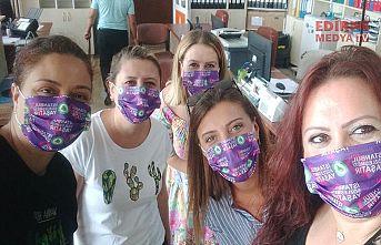 Maskeli destek