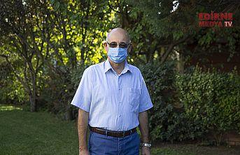 """Korona Virüsü yenen doktor, """"Lokmaları yutamıyorsunuz"""""""