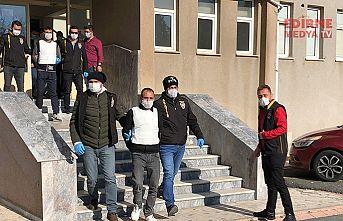 Zanlılar tutuklandı
