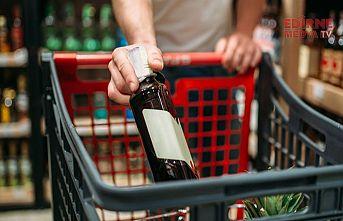Alkol satış yasağı kalktı
