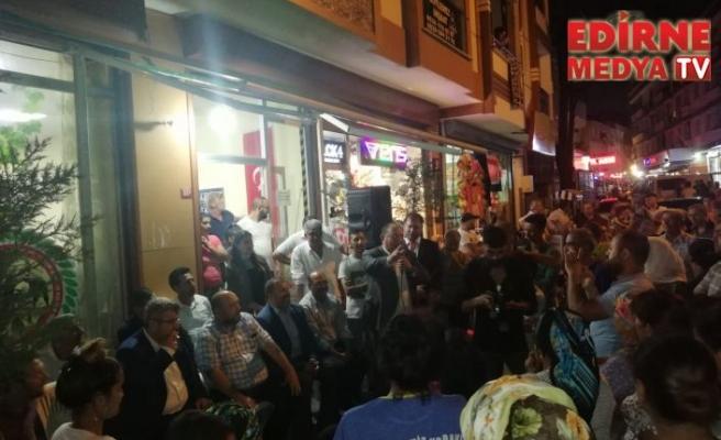 Akmeşe: İstanbul'da saldırıya uğradık