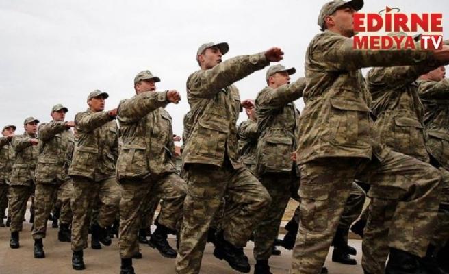 Son dakika yeni askerlik sistemi açıklaması