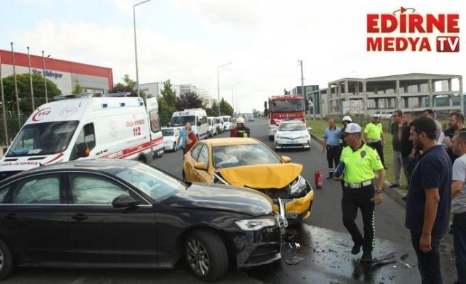 2 kişi yaralandı