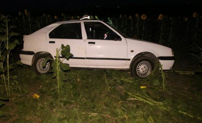 Kazada hayatını kaybetti !