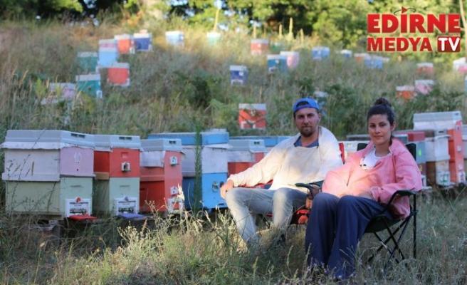 Köylerinde girişimci oldular