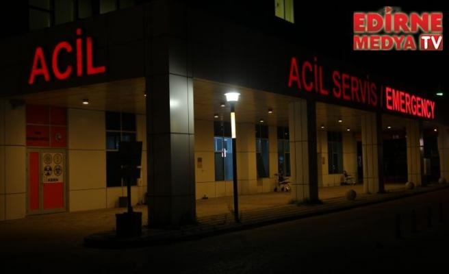 8 kişi hastaneye kaldırıldı