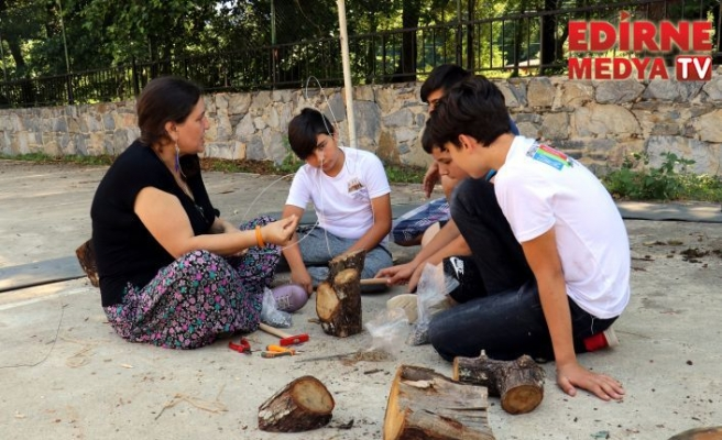 Bağımlılığa karşı doğada eğitim