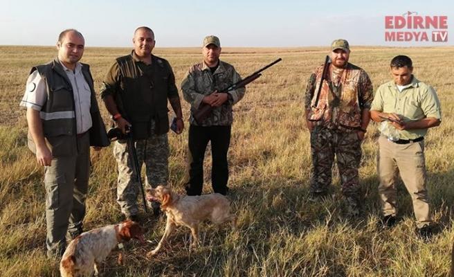 Kaçak avcılıkla mücadele