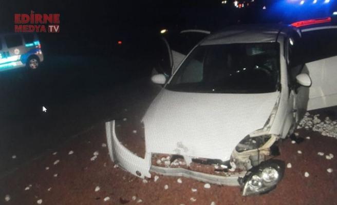 Feci kazada 9 kişi yaralandı