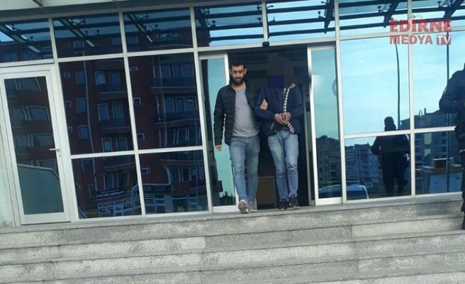 Şarköy'den kaçtı, Keşan'da yakanadı