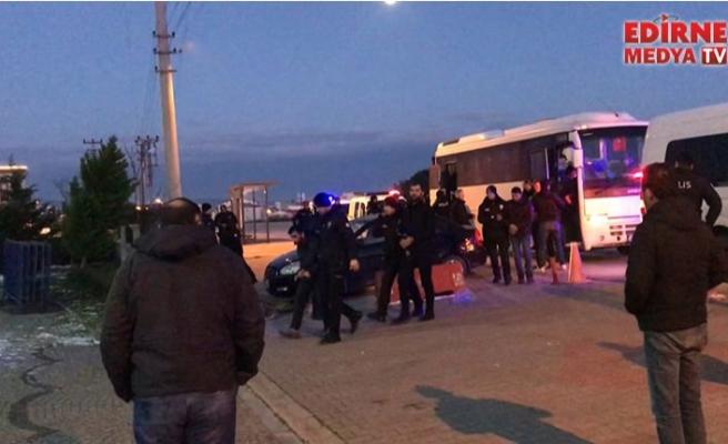 Operasyonda 20 kişi tutuklandı!
