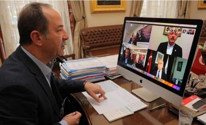 Gürkan, Kılıçdaroğlu'na bilgi verdi