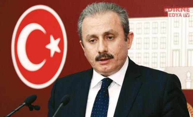 TBMM Başkanı Edirne'ye gelecek mi?