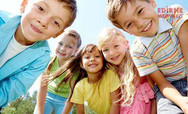 Edirne Çocuk nüfusunda hangi sırada?
