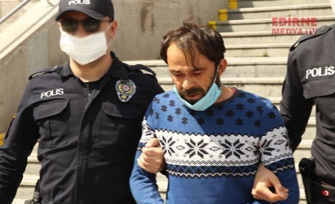 İşkenceci Üvey baba tutuklandı