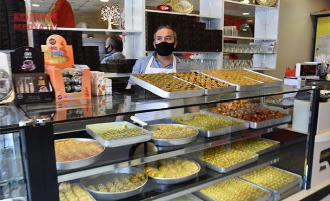 Tatlıcılarda ramazan bereketi