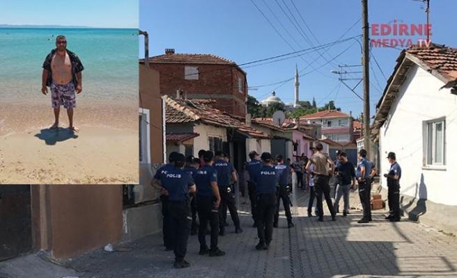 Edirne'de silahlı kavga; 1 kişi öldü