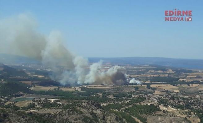 Ormanlarımızda yangın bitmiyor