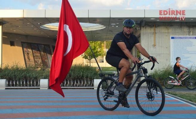 Almanya'dan çıktı, Türkiye'ye geldi