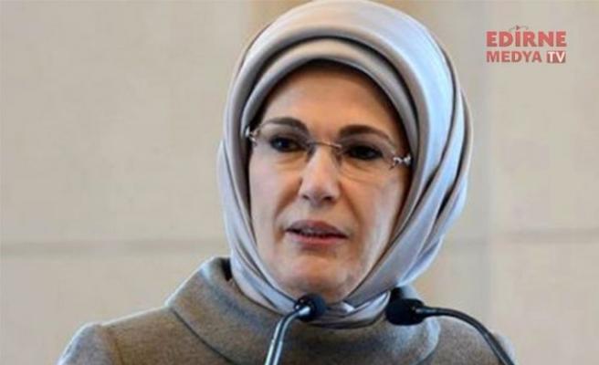 Emine Erdoğan Edirne'ye geliyor