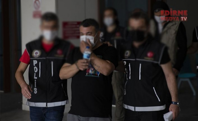 3 zanlı tutuklandı