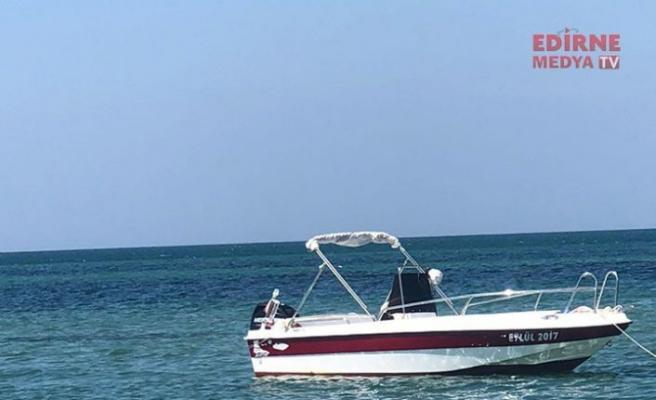 Enez'de tekne faciası