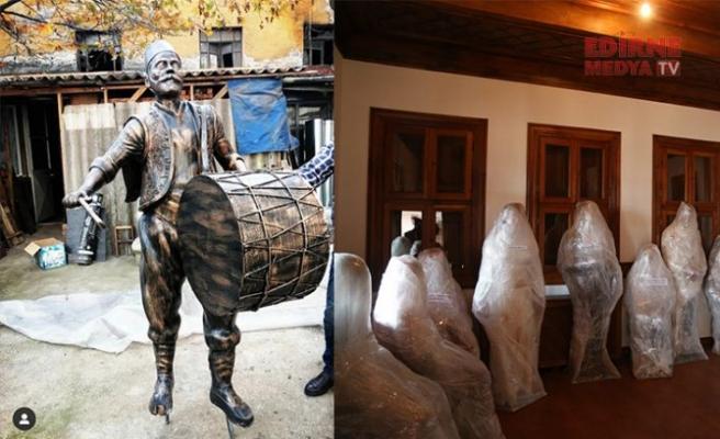 Düğün adetleri bu müzede yaşatılacak