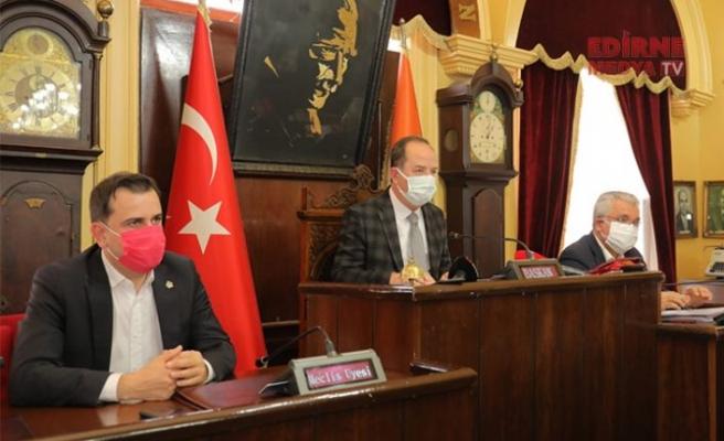 Edirne Belediyesinden dev adım